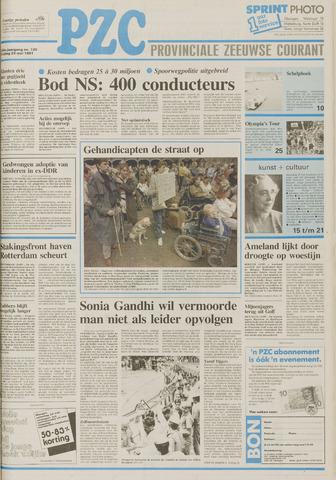 Provinciale Zeeuwse Courant 1991-05-24
