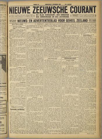 Nieuwe Zeeuwsche Courant 1923-12-06