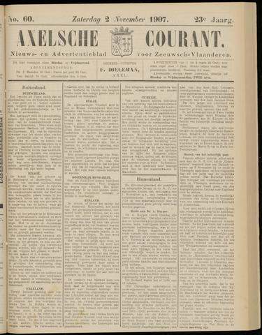 Axelsche Courant 1907-11-02