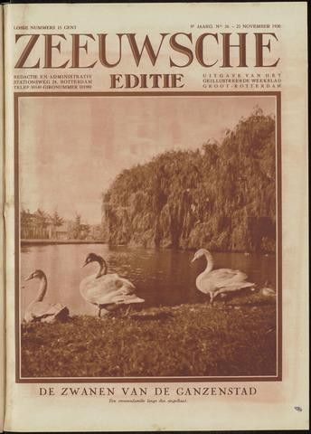 Ons Zeeland / Zeeuwsche editie 1930-11-21