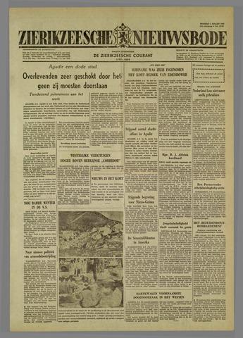 Zierikzeesche Nieuwsbode 1960-03-04