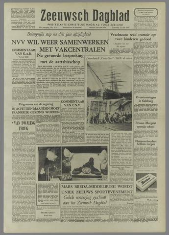 Zeeuwsch Dagblad 1957-06-22
