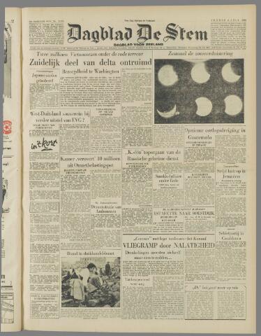 de Stem 1954-07-02