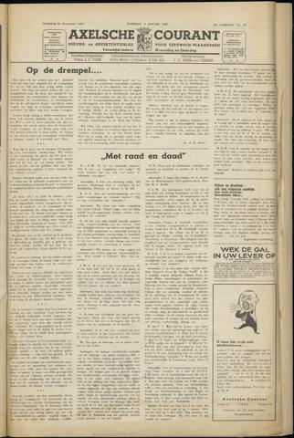 Axelsche Courant 1952-01-05