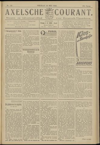 Axelsche Courant 1941-05-16