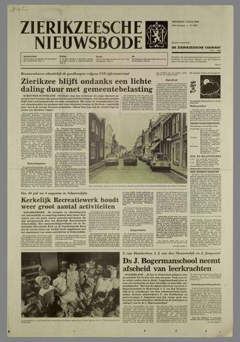 Zierikzeesche Nieuwsbode 1988-07-05