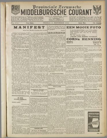 Middelburgsche Courant 1930-11-21
