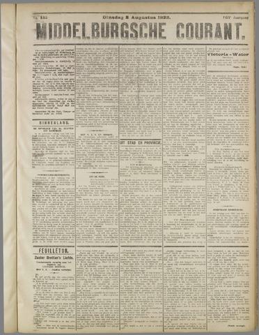 Middelburgsche Courant 1922-08-08