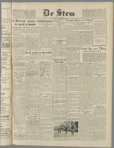 de Stem 1948-09-20
