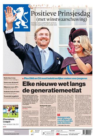 Provinciale Zeeuwse Courant 2019-09-18