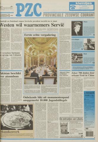 Provinciale Zeeuwse Courant 1994-08-24