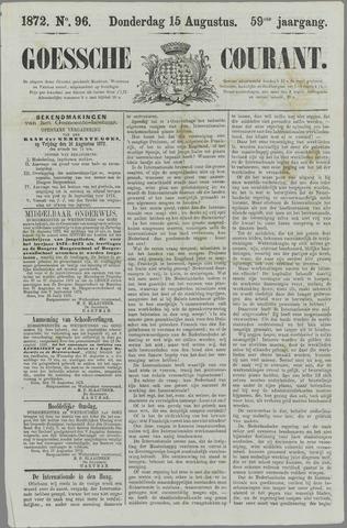 Goessche Courant 1872-08-15