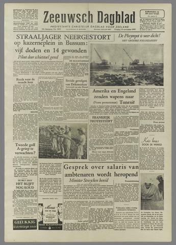 Zeeuwsch Dagblad 1957-11-15