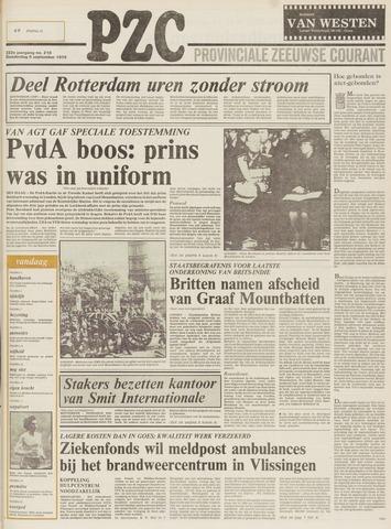 Provinciale Zeeuwse Courant 1979-09-06
