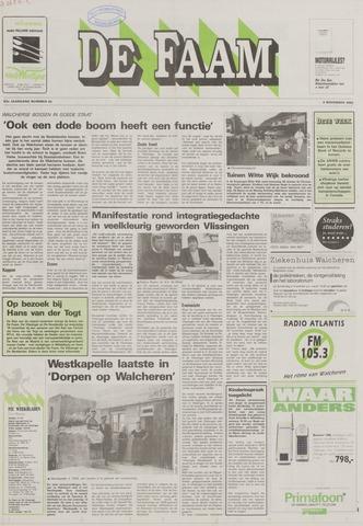 de Faam en de Faam/de Vlissinger 1992-11-04
