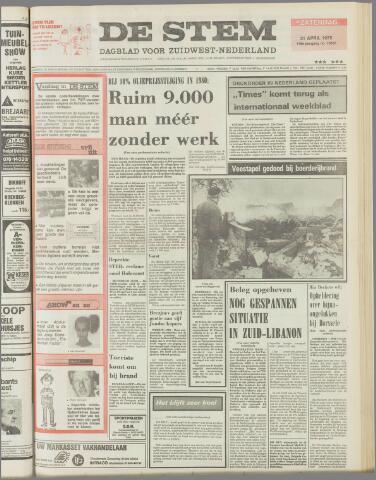 de Stem 1979-04-21