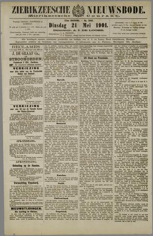 Zierikzeesche Nieuwsbode 1901-05-21
