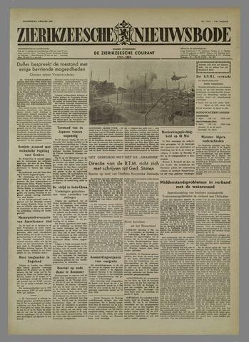 Zierikzeesche Nieuwsbode 1954-03-08