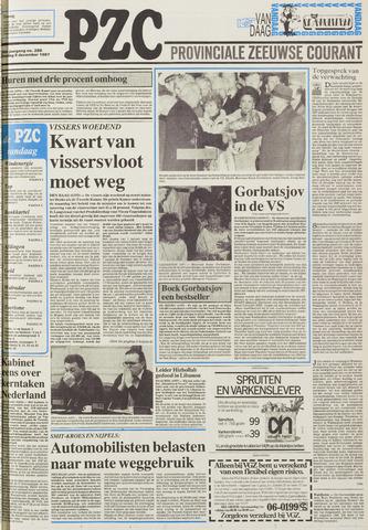 Provinciale Zeeuwse Courant 1987-12-08