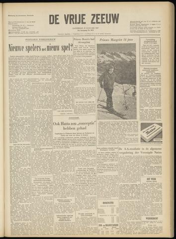 de Vrije Zeeuw 1957-01-19