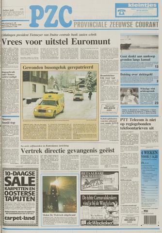 Provinciale Zeeuwse Courant 1996-02-15