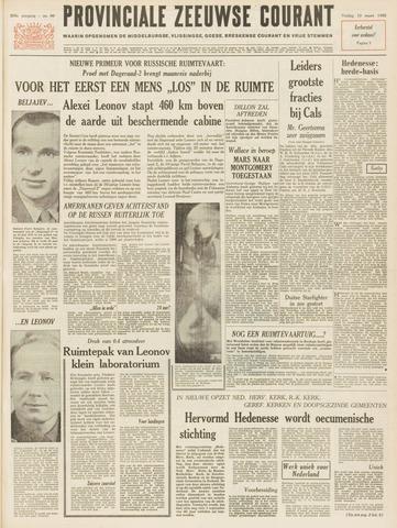 Provinciale Zeeuwse Courant 1965-03-19