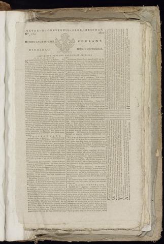 Middelburgsche Courant 1800-09-16
