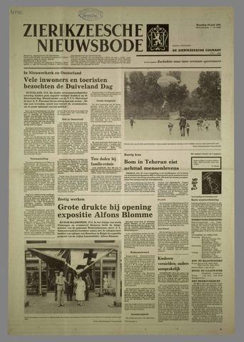 Zierikzeesche Nieuwsbode 1981-06-29