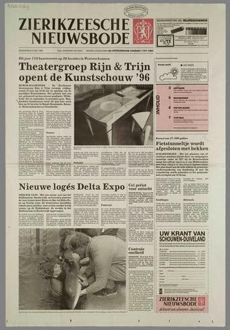 Zierikzeesche Nieuwsbode 1996-05-09