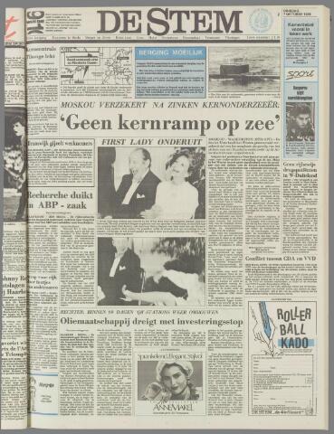 de Stem 1986-10-07