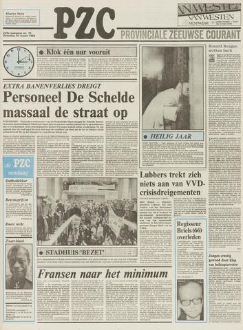 Provinciale Zeeuwse Courant 1983-03-26