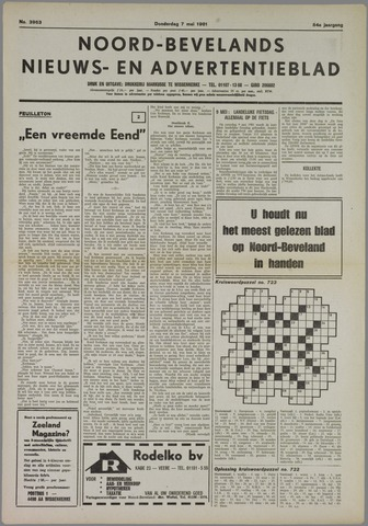 Noord-Bevelands Nieuws- en advertentieblad 1981-05-07