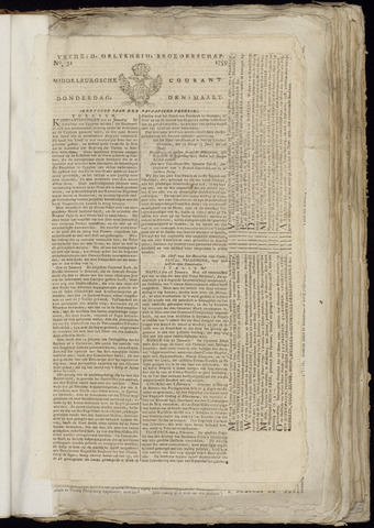 Middelburgsche Courant 1799-03-07