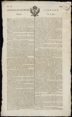 Middelburgsche Courant 1814-05-17