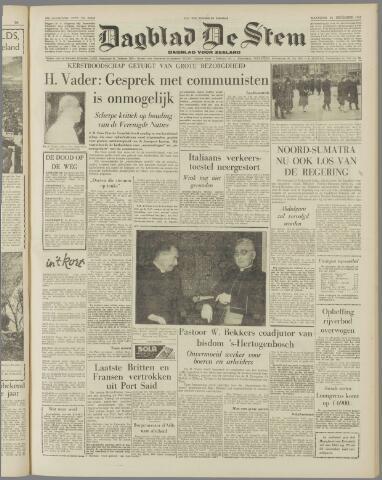 de Stem 1956-12-24