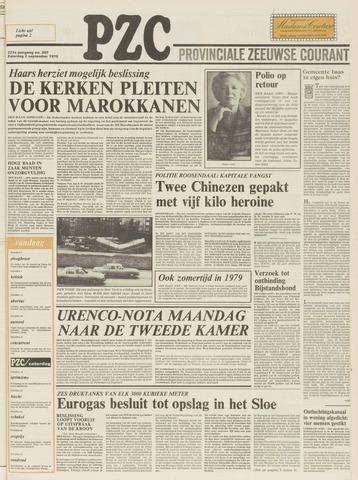 Provinciale Zeeuwse Courant 1978-09-02