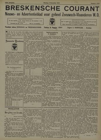 Breskensche Courant 1938-12-06