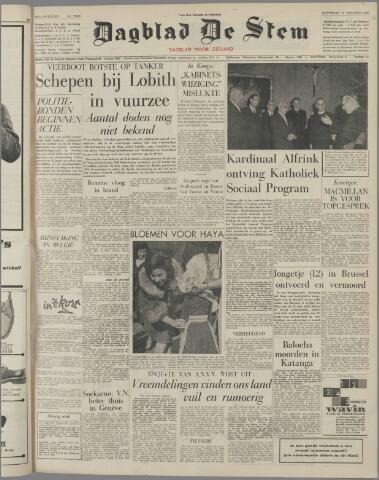de Stem 1960-10-08