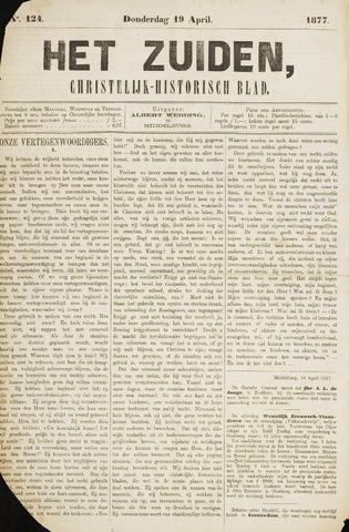 Het Zuiden, Christelijk-historisch blad 1877-04-19
