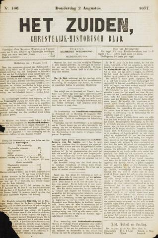 Het Zuiden, Christelijk-historisch blad 1877-08-02