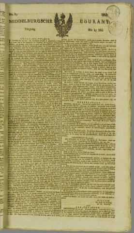 Middelburgsche Courant 1817-05-27