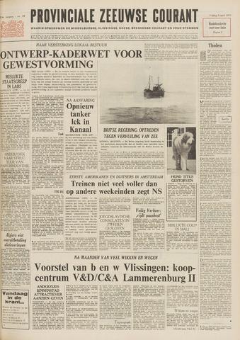 Provinciale Zeeuwse Courant 1971-04-09