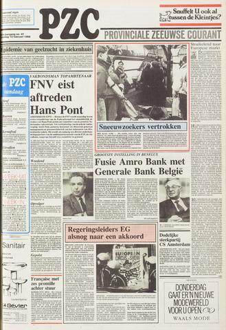 Provinciale Zeeuwse Courant 1988-02-13