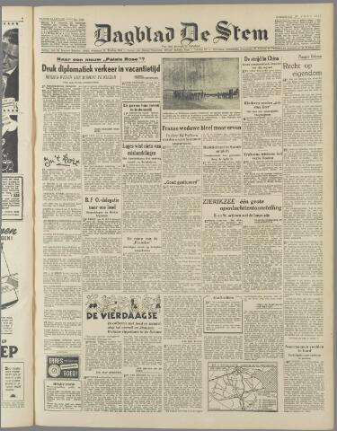de Stem 1949-07-27