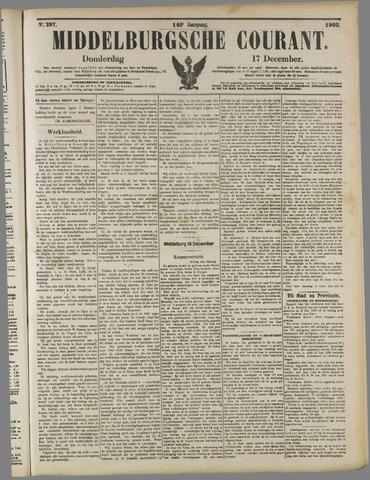 Middelburgsche Courant 1903-12-17