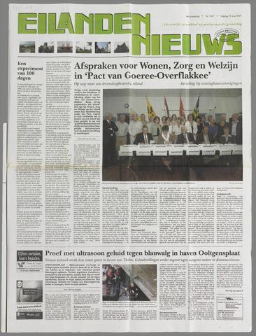 Eilanden-nieuws. Christelijk streekblad op gereformeerde grondslag 2007-06-15