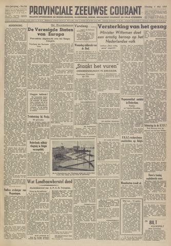 Provinciale Zeeuwse Courant 1948-05-04