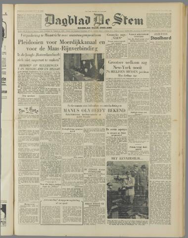 de Stem 1951-04-21