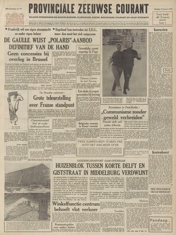 Provinciale Zeeuwse Courant 1963-01-15