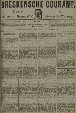 Breskensche Courant 1913-01-18
